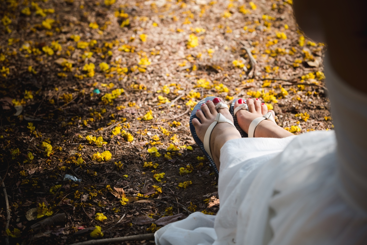 Happy feet with Vasthra Chennai